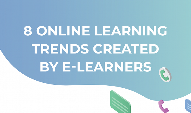 New trends in e-learning by online learners