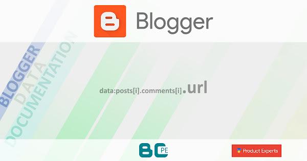 Blogger - Gadget Blog - data:posts[i].comments[i].url