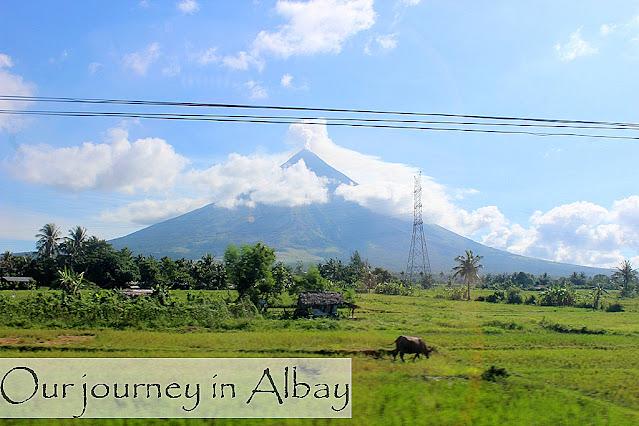 Albay tourist spots