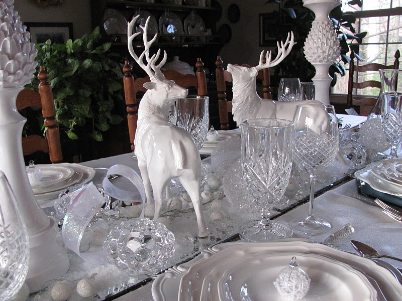 Dianne S Creative Table Winter Wonderland