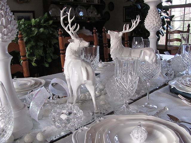 Dianne S Creative Table Winter Wonderland