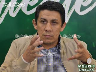 Yimy Montaño salió a defenderse de las acusaciones de la actual dirigencia de Oriente Petrolero - DaleOoo