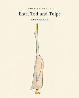 """Bilderbuch über den Tod: """"Ente, Tod und Tulpe"""" von Wolf Erlbruch"""