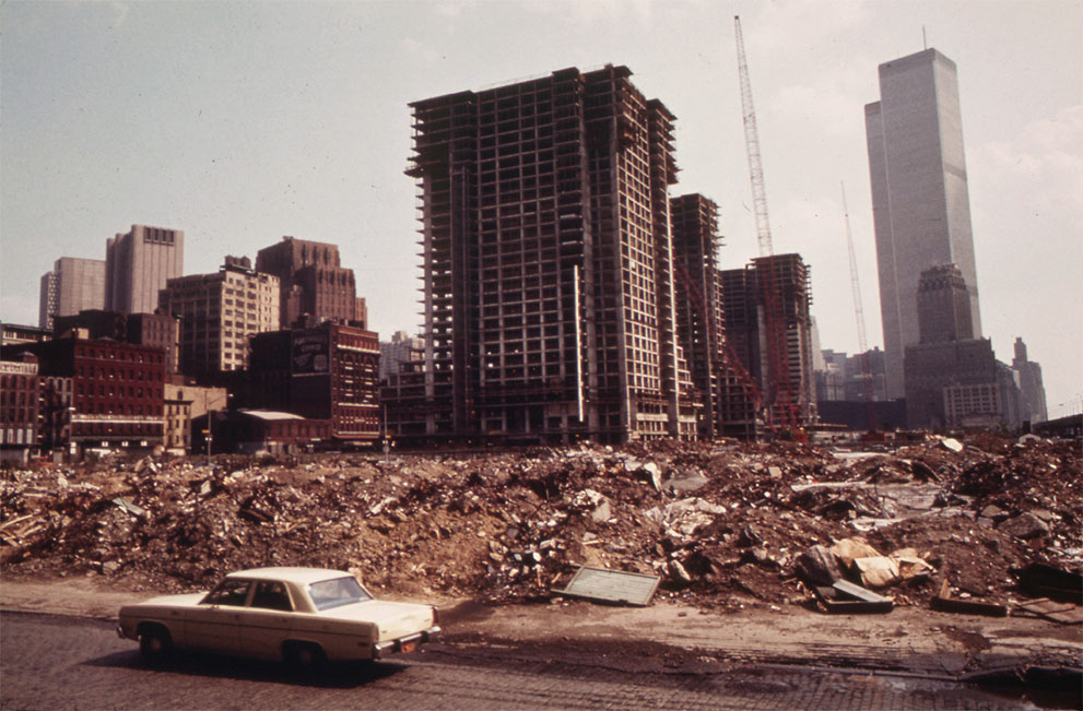 South Manhattan, verano de 1975