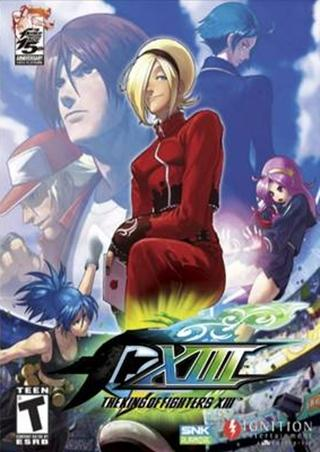 The King Of Fighters XIII PC Full Repack Emulado Descargar DVD5
