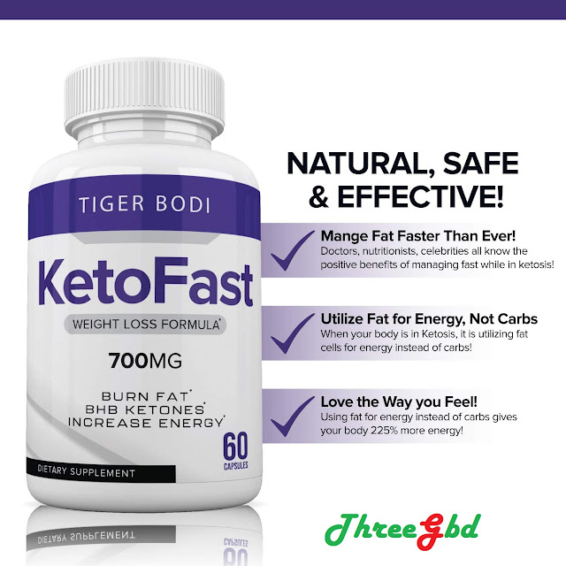 Ketofast 700 mg Reviews: Does KetoFast Pills Work?