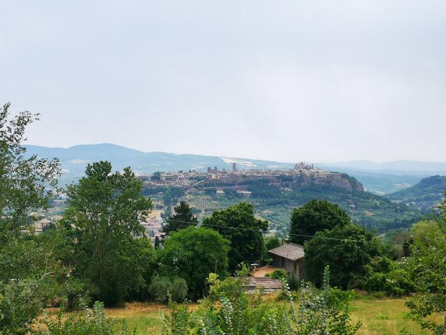 Verso Orvieto