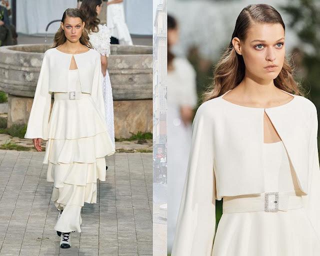 Chanel Couture весна лето 2020 8