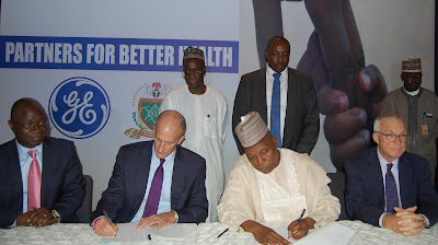 Northern States Governors Forum Selects GE to Boost Healthcare Development in Nigeria