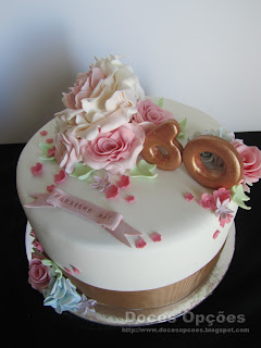 bolo Parabéns mãe
