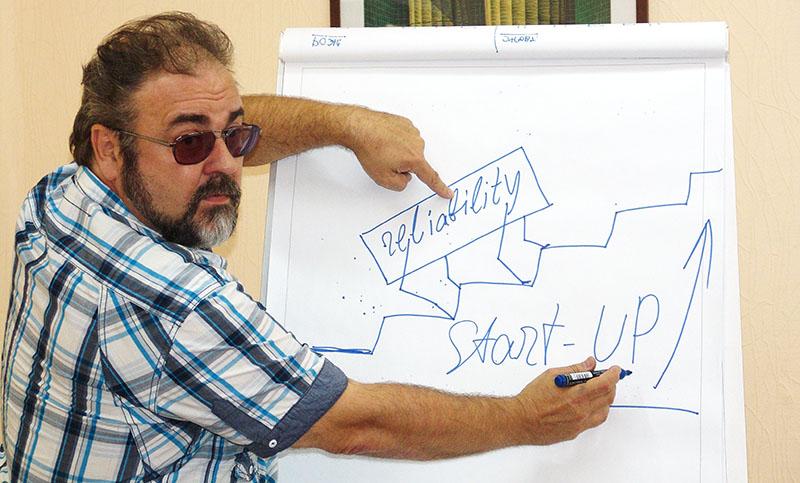 Валерий Пичко | Школа Стартапа на Стартап Ньюс