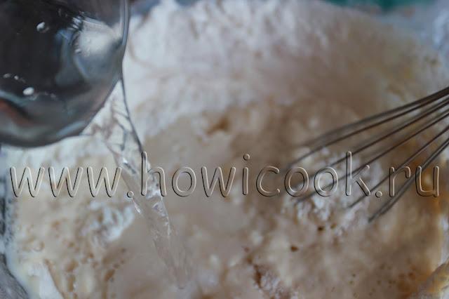 рецепт вареников с вишней с пошаговыми фото