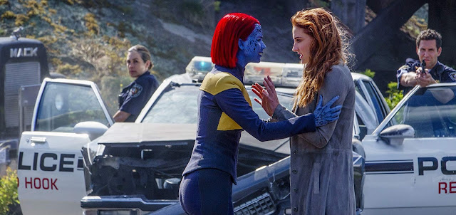 Jennifer Lawrence Sophie Turner Simon Kinberg   X-Men: Dark Phoenix