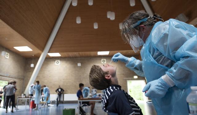 احصائية جديدة.. اصابات كورونا تسجل ارتفاعاً ملحوظاً في هولندا