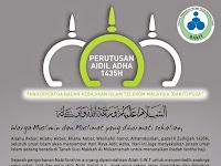 PERUTUSAN YANG DIPERTUA BAKIT PUSAT SEMPENA AIDIL ADHA 1435H/2014