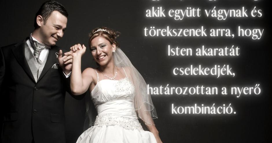Házasság: Figyelj és tanulj!