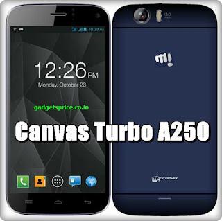 Micromax Canvas Turbo A250