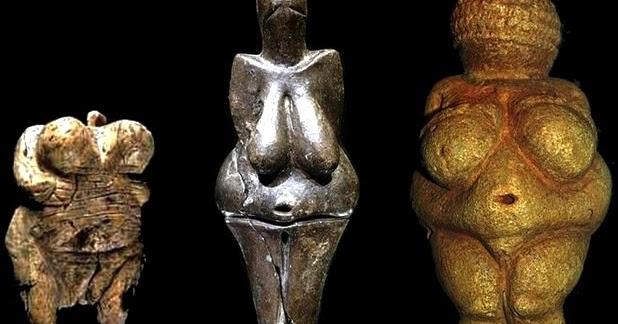 La solitudine delle Veneri preistoriche