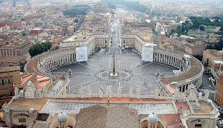 El vaticano de roma