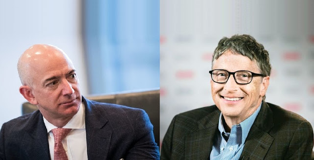 Bill Gates Tops Jeff Bezos As Richest Person In The World