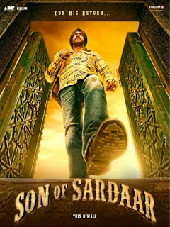 Download Son Of Sardar 2012 Latest MP3 Songs Album
