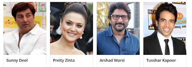 Bhaiaji Superhit cast details