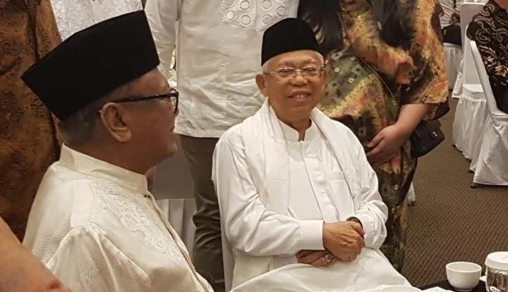 Tengku Zul Doyan Senggol Jokowi, Kiyai Ma'ruf: MUI Bukan Musuh!