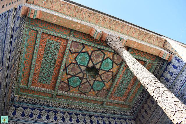 Palacio Tash Khauli, Khiva
