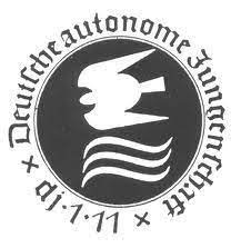 Deutsche Jungenschaft 1.11., DJ.1.11.,Tusk,symbol,logo