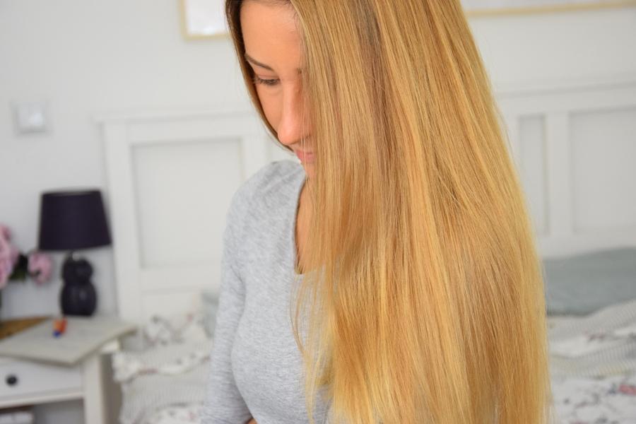Zestaw od Anwen, po którym moje włosy wyglądają jak milion dolarów :-)