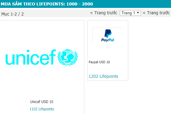 Hướng dẫn rút tiền từ Global TestMarket thành công