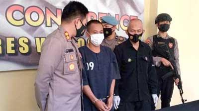 Pelaku Pencabulan terhadap Anak di Bawah Umur Diamankan Polres Wonosobo