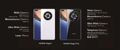 كاميرات هاتف هونر ماجيك: