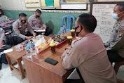 Ditbinmas Polda Banten Melaksanakan Binteknis Bhabinkamtibmas di Polsek Menes