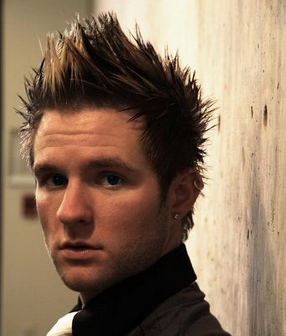Magnificent Awesome Short Spiky Hairstyles For Men Hair Color Brands Short Hairstyles For Black Women Fulllsitofus