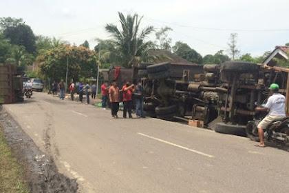 Sedang Lihat Evakuasi Kecelakaan, Pria Ini Malah Tewas Tertimpa Truk