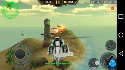 gunship strike apk
