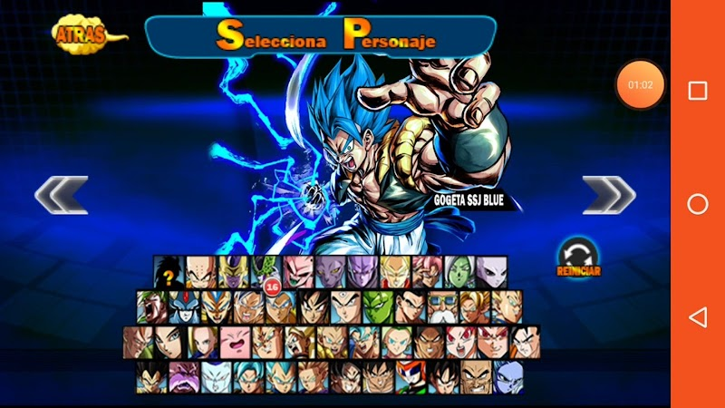 Dragon Ball Z Kakarot Fighter 2 Apk Download