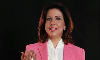Vicepresidenta Margarita Cedeño dice es el momento de que una mujer gobierne el país