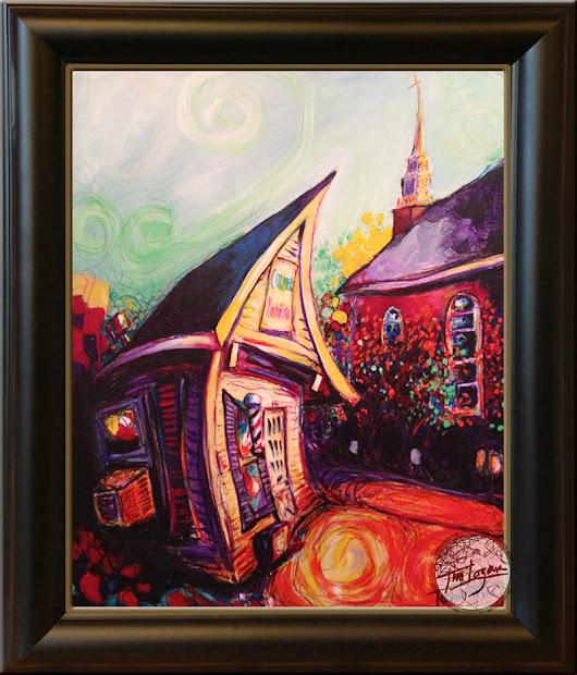 Tim Logan Art Paintings