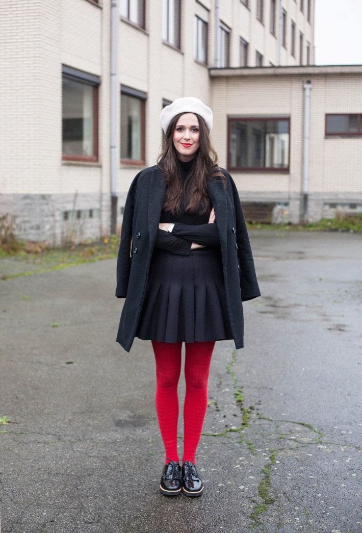 Christmas Outfit.Outfit Christmas Outfit And Makeup The Styling Dutchman