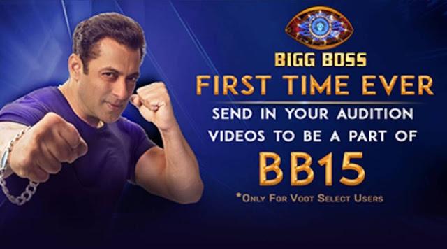 Bigg Boss 15 Registration | Bigg Boss 15 Audition