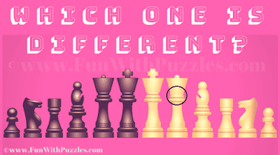 Answer to Picture Riddle with Answer for Chess Players