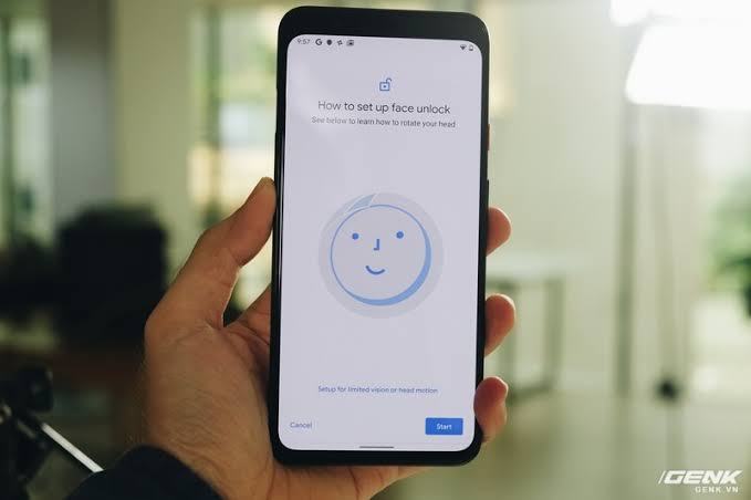 Pixel 4's 'require eyes to be open' face unlock feature is live on Android R(11) dp2