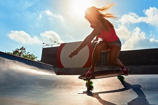 Surf skateboard