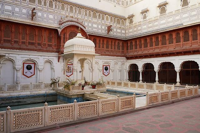 Junagarh fort, Bikaner Rajasthan