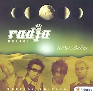 Download Lagu Radja Religi 1000 Bulan Mp3 Full Album