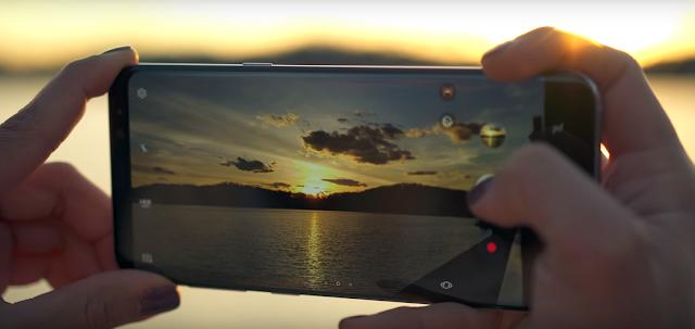 Samsung Galaxy S8+ Pictures Resolution vs Samsung Galaxy S8 comparison