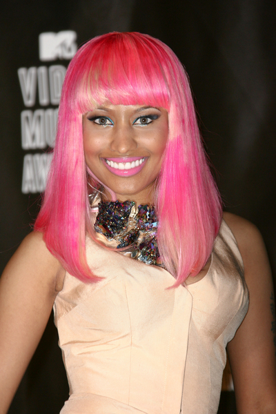 Nicki Minaj Hairstyles Celebrity Hairstyles