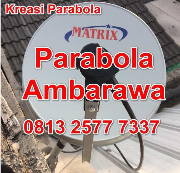 Paket Harga Parabola Ambarawa